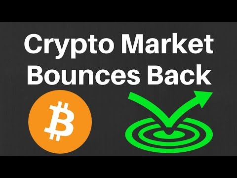Crypto Bounces by $75 Billion after FUD Subsides, Jack Dorsey and Crypto Kitties