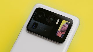 The World's Largest Smartphone Camera!