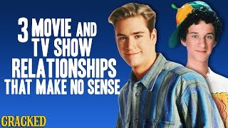 Download 3 Movie and TV Show Relationships That Make No Sense - Obsessive Pop Culture Disorder Video