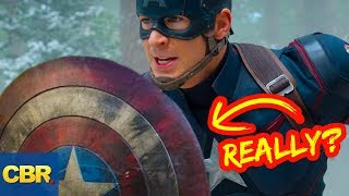 10 Secrets You Didn't Know About Captain America's Shield