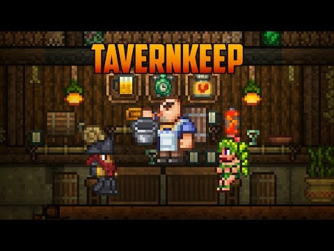 Terraria - Tavernkeep NPC & Ale Tosser guide