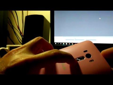 Asus Zenfone Selfie - Recovery Mode