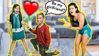 Download MEET MY NEW GIRLFRIEND! **PRANK On MOM** | The Royalty Family Video