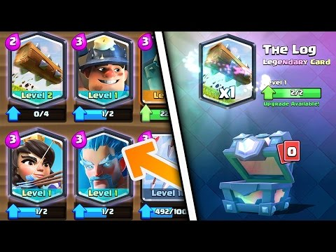 FIVE WAYS TO GET LEGENDARY CARDS in Clash Royale! (TOP 5)