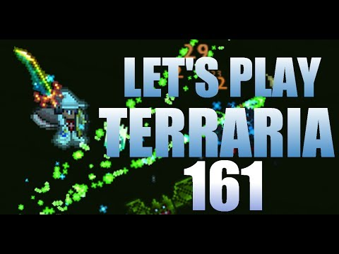 Let's Play Terraria 1.2 Ep. 161 - The Ankh Shield!!!
