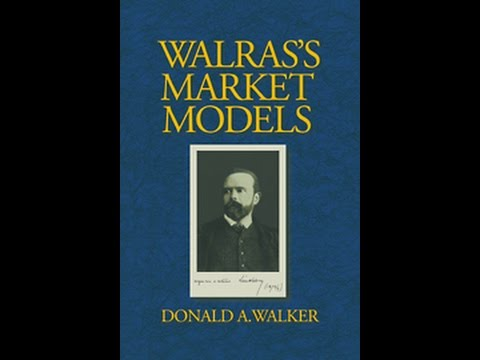 What is a Walrasian Market?
