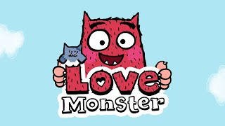 Theme Tune -  Love Monster and more   23+ Minutes   CBeebies