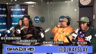 Manolo Rose and 183rd stopped by Dj Kayslay 2019