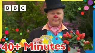 Mr Tumble's Fruity Fun Playlist 🍓   CBeebies   40+ Minutes