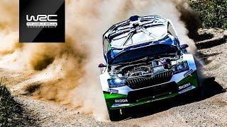 WRC 2 - Vodafone Rally de Portugal 2019: Highlights Saturday