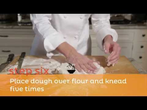 How to Make Flaky Biscuits - Step 1