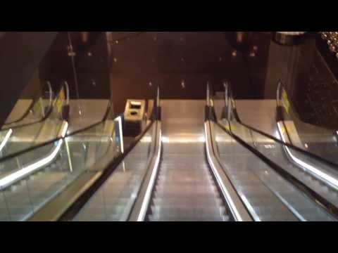 Another Otis Escalator @ Crown Casino and Entertainment Complex