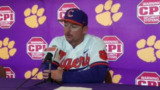 Monte Lee talks series loss to Wright St