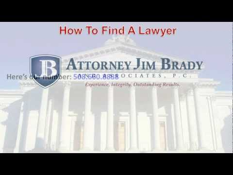 How To Find Lawyer