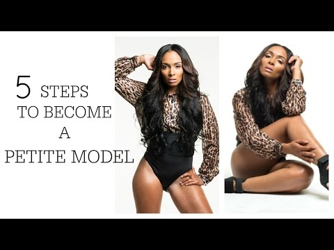 {PETITE MODELING} 5 Steps to Becoming a Model- DE'ANA FIERCE