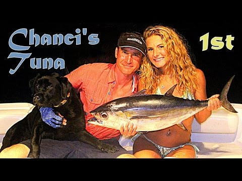 Chanci's First Tuna / Intense Fishing Battle