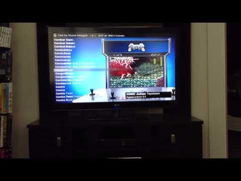 BEST RETRO CONSOLE EMULATOR on Original Xbox (CoinOps 5 REVIEW)