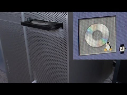 Installing Linux on a Power Mac G5 (Part 1)