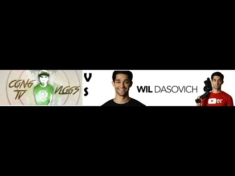 Wil Dasovich VS Cong TV