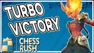 Chess Rush Turbo Mode