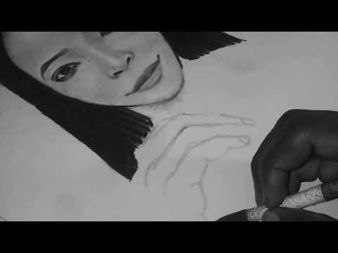 How to draw using blend Stump or Tortillon