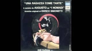 Augusto Daolio- Nomadi- Una ragazza come tante