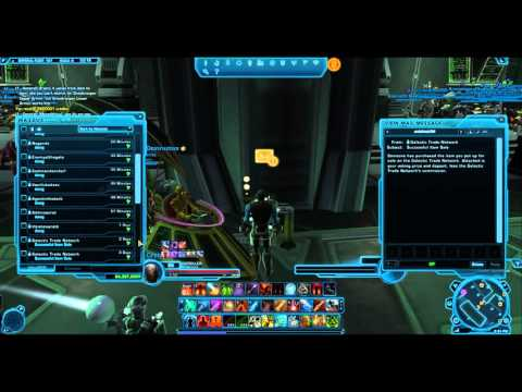 Swtor How to make 100 Million Credits