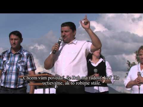 Rómovia Hľadajú Boha. ETNICITA A VIEROVYZNANIE – DOKUMENTÁRNY FILM