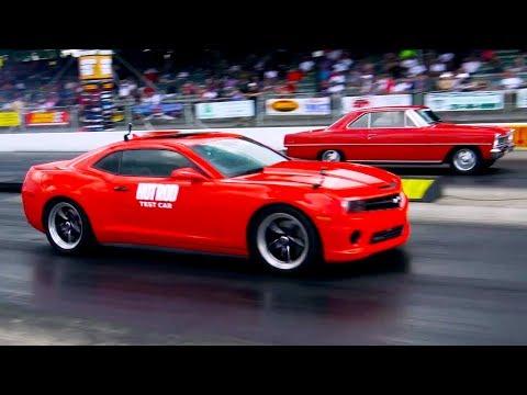 Edelbrock Presents: The Hot Rod Test Car – Vol. 2