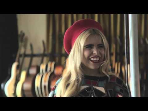 Watch Paloma Faith talk about taking inspiration from the internet | Vivid | Virgin Media