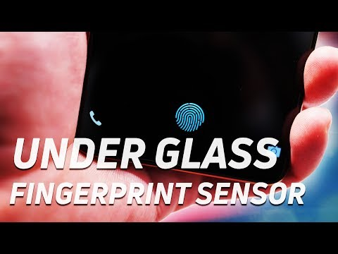 The first under-glass fingerprint sensor is here!