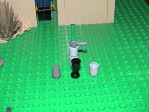 How to make a lego RPG-7 & sound test