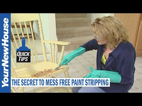 Quick Tip: Paint Stripping (#5967)