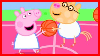 Peppa Pig English Episodes 🔴 Healthy Habits - Gym Time with Peppa Pig | Peppa Pig Official