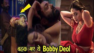 Aashram Web Series Bobby Deol Lost Control Shooting With Actress Tridha Chaodhary