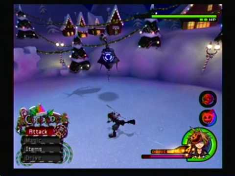 KH2 The Experiment No Damage No Limit