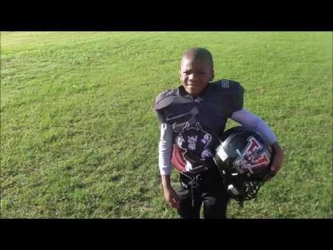 Sha'Nori Rogers Football Highlights F.L.A.Vikings 6U