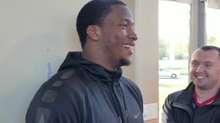 TigerNet.com - Clelin Ferrell April 6