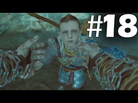 God of War (2018) Gameplay Walkthrough Part 18 - Floater Alert - PS4 Pro 4K
