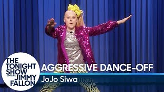 Download Aggressive Dance-Off with JoJo Siwa Video