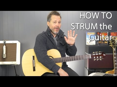 How to Strum The Guitar Live Webcast Plus Guitar Giveaway (REPLAY)