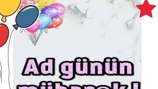 Adlara Uygun Ad Gunu Mahnilari Video Klip Mp4 Mp3