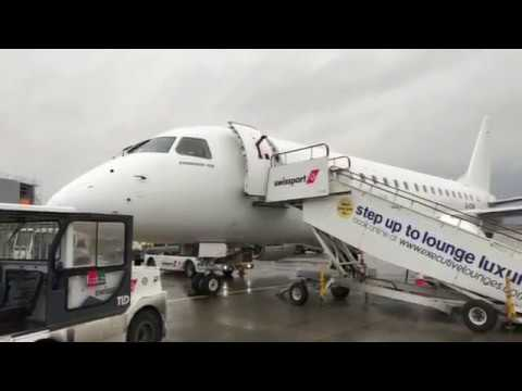 Terrible Flight Service | Eastern Airways (Flybe) Embraer E170 | Sumburgh to Edinburgh | Full Flight