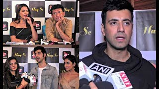 Haq Se Web Series- Surveen Chawla, Parul Gulati, Karanvir Sharma, Ken Ghosh, Nikkesha, Pavail Gulati