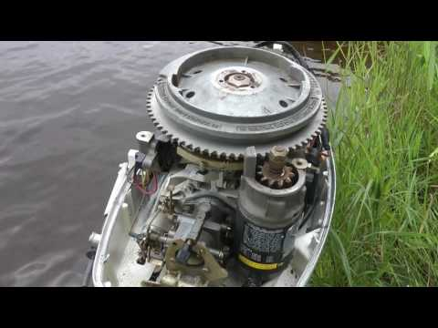 Getting an old outboard motor running - Part 1 - Basic Overview