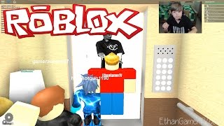 The Normal Elevator | ROBLOX | Kid Gaming