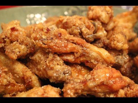 Preseason Kickoff: Double Fried Chicken Wings!!!