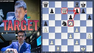 The WEAKEST square on the board | Anish Giri vs Wang Hao | FIDE Candidates 2021