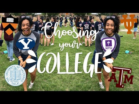 college decisions   my tips on choosing the right college for you
