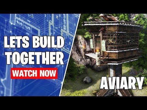 Live Build - Aviary